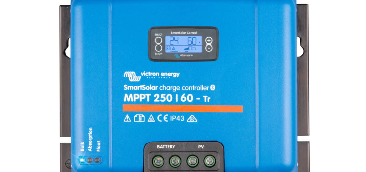 Victron Charge Controller